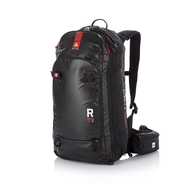 avalanche airbag backpack REACTOR Flex 18