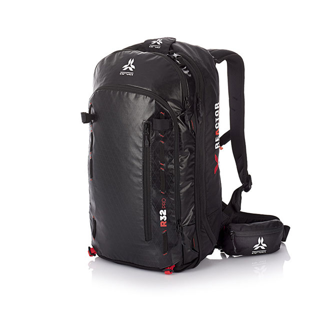 avalanche airbag backpack REACTOR Flex 32