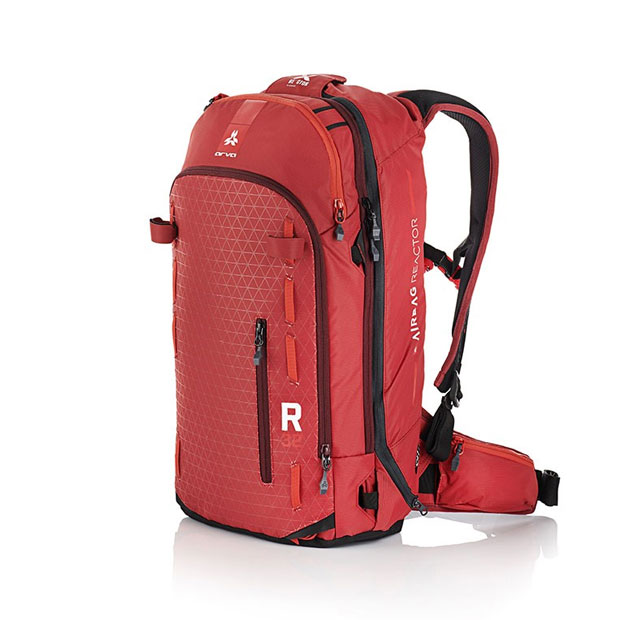 avalanche airbag backpack REACTOR 32