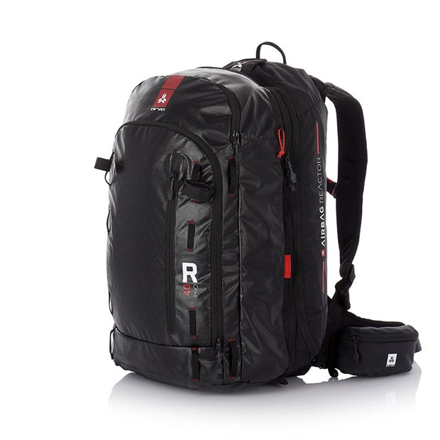 avalanche airbag backpack REACTOR Flex 40